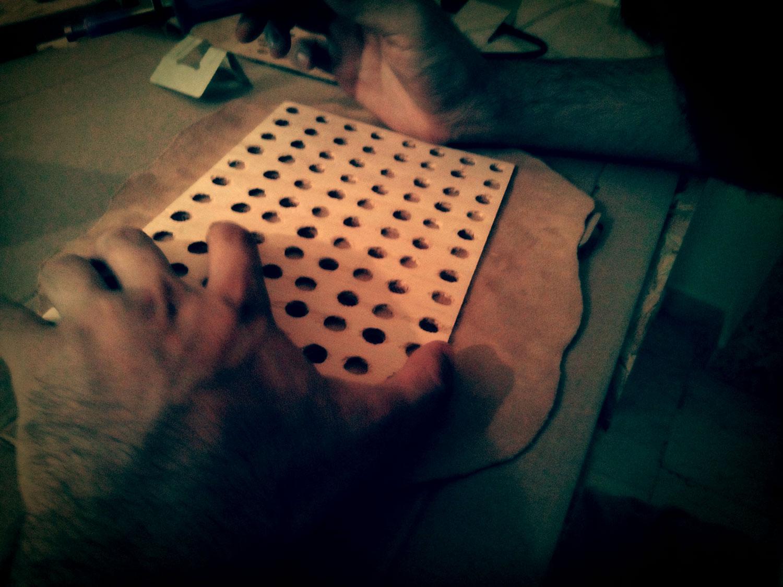Making-of - αρχαία ελληνικά παιχνίδια στρατηγικής - Seikilo - www.seikilo.com