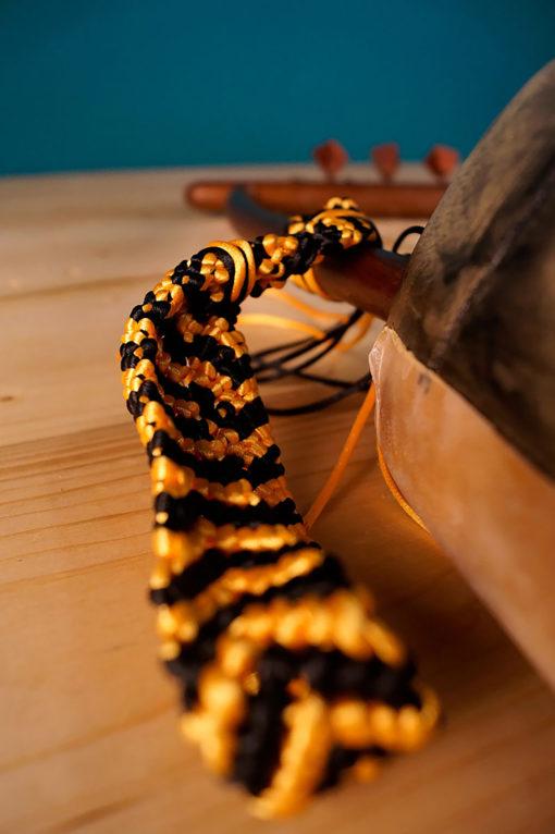 Η σκοτεινή λύρα του Ορφέα (Χέλυς 9χορδή με ξύλινο σκαφτό αντίγραφο καυκάλου)